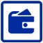Porta-moedas Club VIPS: Tenha dinheiro sempre disponível, ou carregue outros sócios (filhos, amigos...).